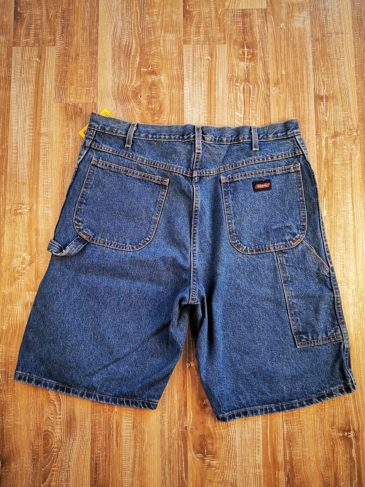 "Worker Baggy Jeans short ""Dickies"" 36 size"